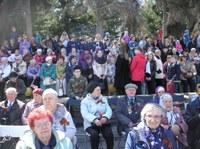 Район отпраздновал День Победы