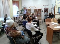 Состоялась информационная встреча по вопросам мер социальной поддержке семей с детьми-инвалидами
