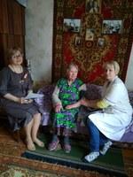 Состоялись тематические встречи в рамках проекта «Старшее поколение»