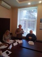 Состоялось заседание районной комиссии по  социальным вопросам ветеранов, инвалидов и обеспечению доступной среды для маломобильных групп населения.