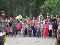 Специалисты Металлургического управления социальной защиты населения Администрации города Челябинска приняли участие в проведении праздника, посвященного Дню семьи, любви и верности