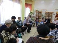 Заседание Клуба приемных родителей, опекунов (попечителей) «Семья»