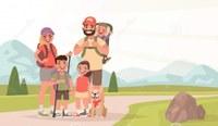Всероссийский туристический фестиваль многодетных семей «Моя Россия»