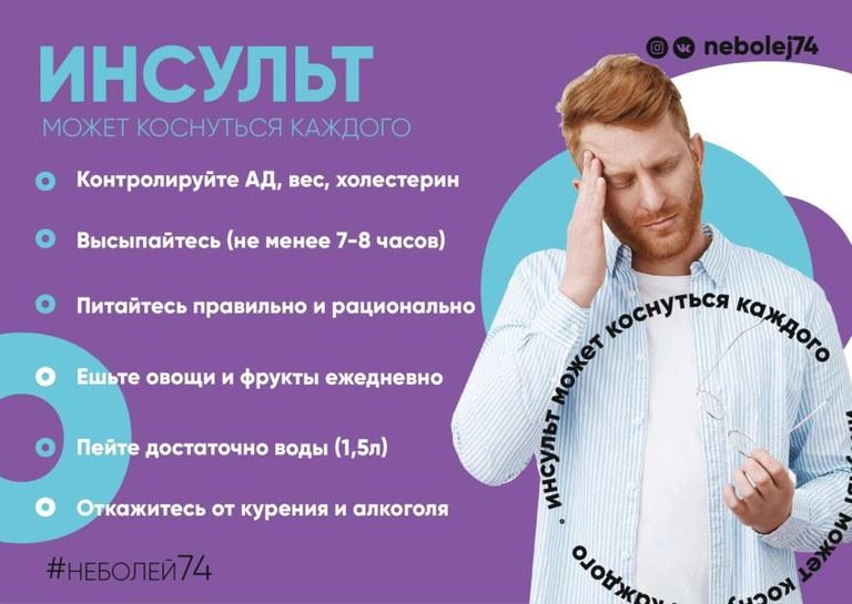 инсульт_профилактика